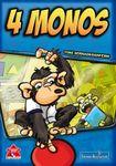 Board Game: 4 Monkeys