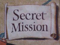 Board Game: Secret Mission