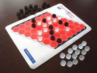 Board Game: inpHeXion