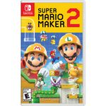 Video Game: Super Mario Maker 2