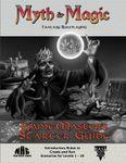 RPG Item: Myth & Magic Game Master's Starter Guide (Beta Version)