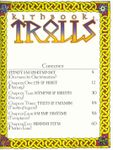 RPG Item: Kithbook: Trolls