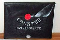 Board Game: Counter Intelligence