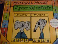 Board Game: Criminal Mouse