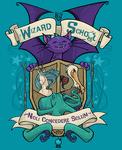 Board Game: Wizard School
