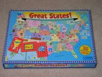 Board Game: Great States!