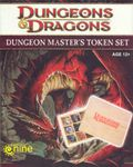 RPG Item: Dungeon Master's Token Set