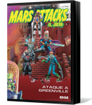 Board Game: Mars Attacks: The Miniatures Game – Attack on Greenville
