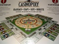 Board Game: Casinopoly