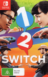 Video Game: 1-2-Switch