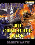RPG Item: Millennium City (HD Character Pack)