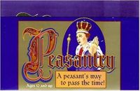 Board Game: Peasantry