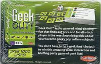 Board Game: Geek Out! Promo Pack