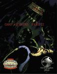 RPG Item: Camp Wicakini: Part II (Savage Worlds Edition)