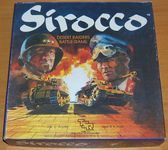 Board Game: Sirocco