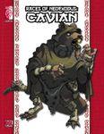 RPG Item: Races of NeoExodus: Cavian (3.5)
