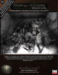 RPG Item: Nightfall in Eliador