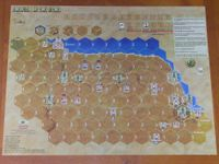 Board Game: Bravery in the Sand