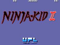 Video Game: Ninja Kid II