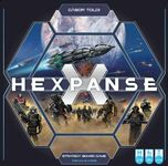 Board Game: Hexpanse