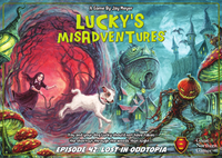 Board Game: Lucky's Misadventures