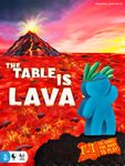 Board Game: The Table Is Lava