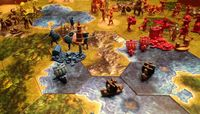 Board Game: Clash of Cultures
