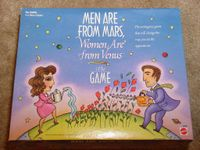 Board Game: Men Are from Mars, Women Are from Venus
