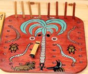 Board Game: Hounds and Jackals: Game of the Pharaohs