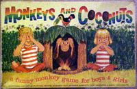 Board Game: Monkeys and Coconuts
