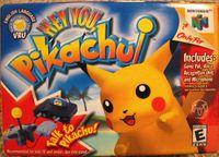 Video Game: Hey You, Pikachu!