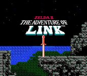 Video Game: Zelda II: The Adventure of Link