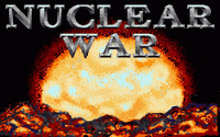 Video Game: Nuclear War
