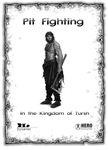 RPG Item: Pit Fighting in the Kingdom of Tursh