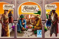 Board Game: Alhambra: The Dice Game