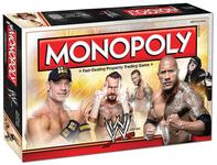 Board Game: Monopoly: WWE
