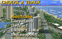 Video Game: IndyCar Circuits Expansion Pack