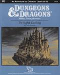 RPG Item: M3: Twilight Calling