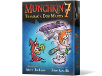 Board Game: Munchkin 7: Cheat With Both Hands