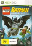 Video Game: LEGO Batman: The Videogame