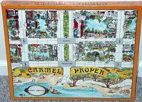 Board Game: Carmel Proper