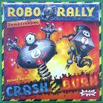 Board Game: RoboRally: Crash and Burn