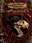RPG Item: Monster Manual III