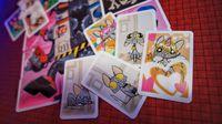 Board Game: Super Cats