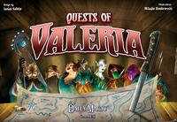 Board Game: Quests of Valeria