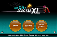 Video Game: Rat on a Scooter XL