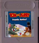 Video Game: Tom and Jerry: Frantic Antics