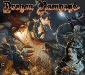 Board Game: Dragon Rampage