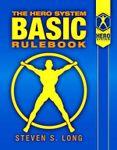 RPG Item: HERO System Sixth Edition Basic Rulebook