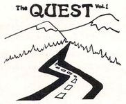 Video Game: Adventure Vol. #1: The Quest